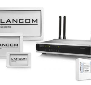 LANCOM Weltneuheit für innovative, digitale Beschilderungen!